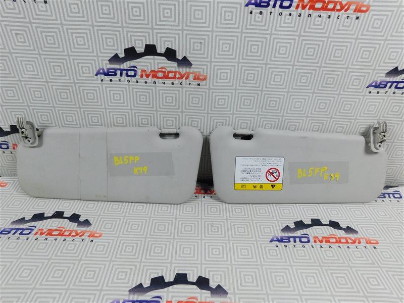 Козырек солнцезащитный Mazda Axela BL5FP-102192 ZY-VE 2009