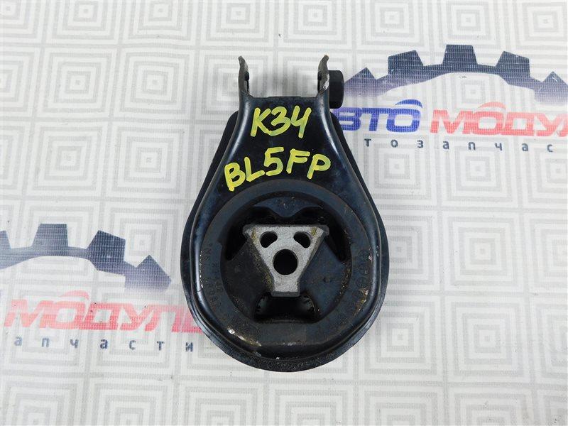 Подушка двигателя Mazda Axela BL5FP-102192 ZY-VE 2009 задняя
