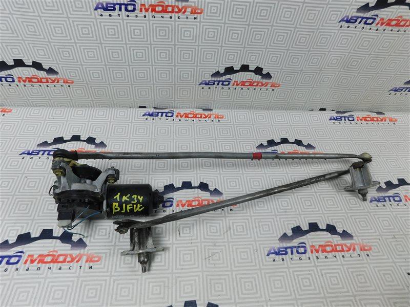 Мотор дворников Mazda Familia S-Wagon BJ3P передний