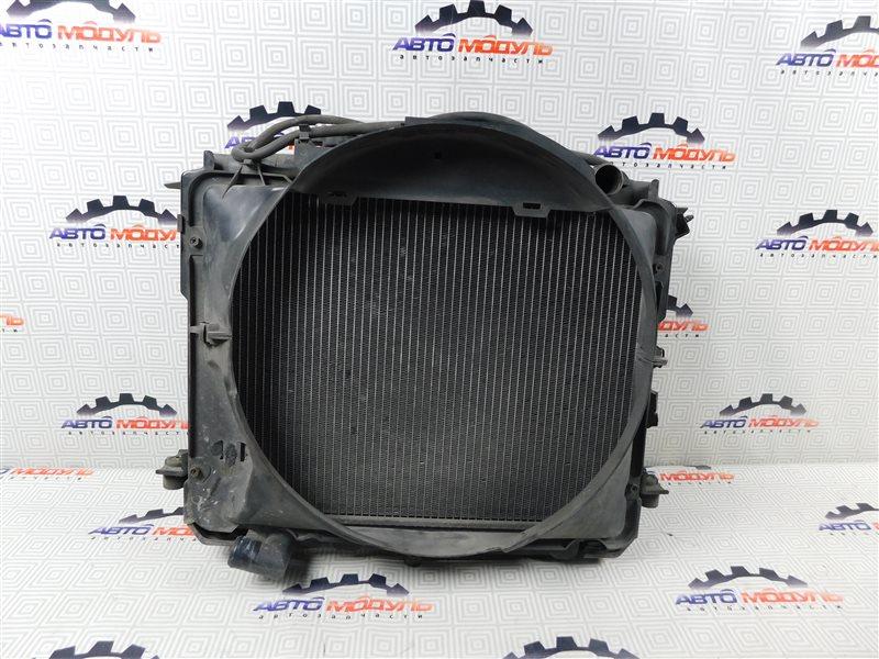Радиатор основной Nissan Atlas P2F23-057113 TD27 2001