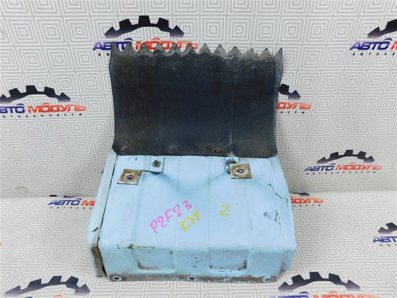 Брызговик Nissan Atlas P2F23-057113 TD27 2001 задний правый