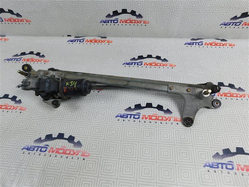 Мотор дворников Honda Cr-V RD1-1046472 B20B передний