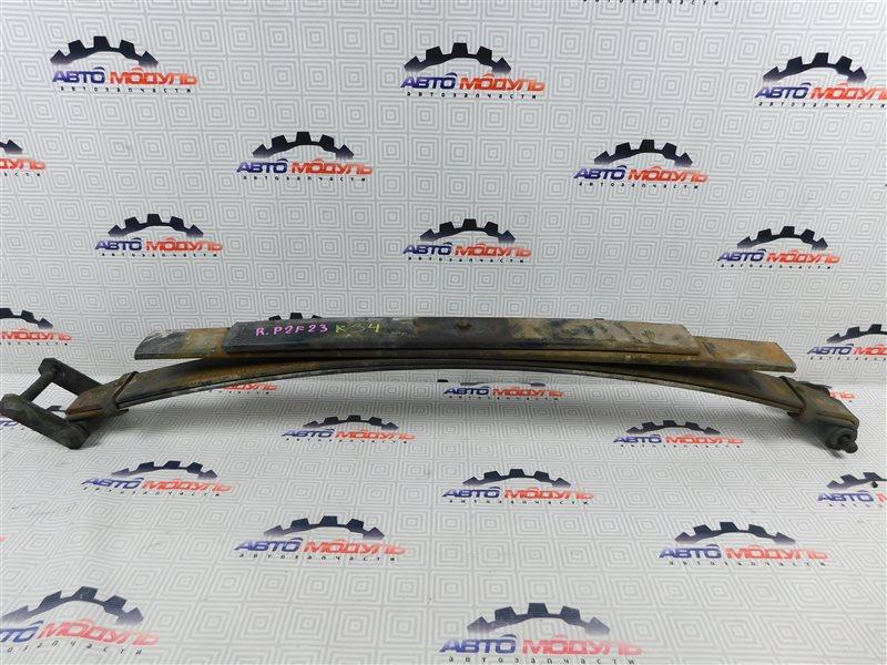 Рессоры Nissan Atlas P2F23-057113 TD27 2001 задние