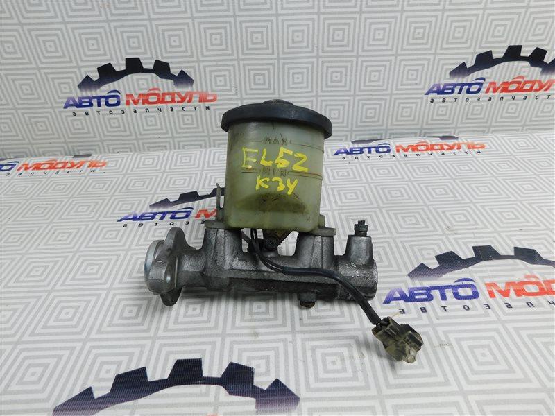 Главный тормозной цилиндр Toyota Cynos EL52-0001387 4E-FE 1995