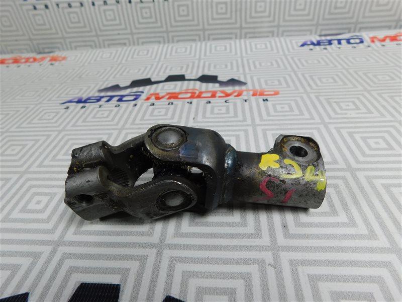 Карданчик рулевой Toyota Caldina ST210-4002125 3S-FE 1997 верхний