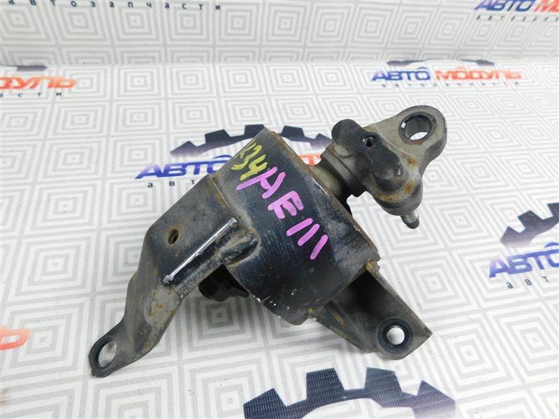 Подушка двигателя Toyota Corolla Spacio AE111-6120547 4A-FE 1999 правая
