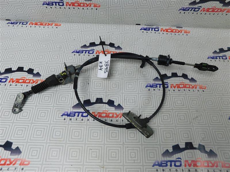 Трос переключения акпп Suzuki Sx4 YB41S-200024 J20A 2008