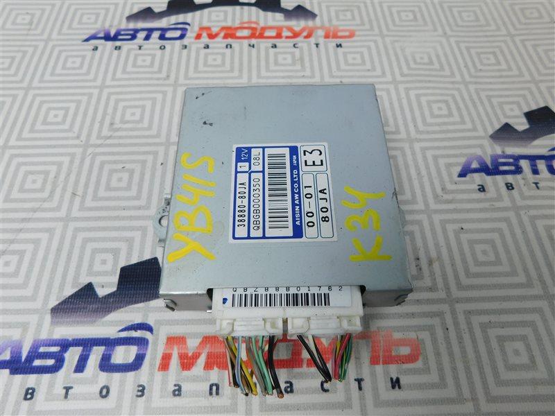 Блок управления акпп Suzuki Sx4 YB41S-200024 J20A 2008