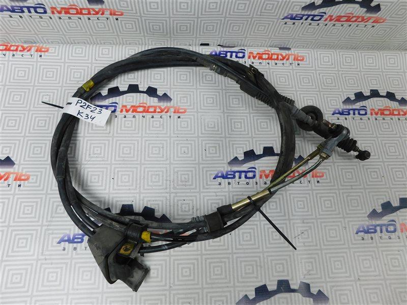 Трос переключения мкпп Nissan Atlas P2F23-057113 TD27 2001