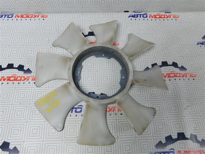 Крыльчатка вентилятора Nissan Atlas P2F23-057113 TD27 2001