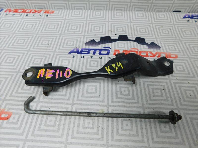 Крепление аккумулятора Toyota Sprinter AE110-7010805 5A-FE 1996