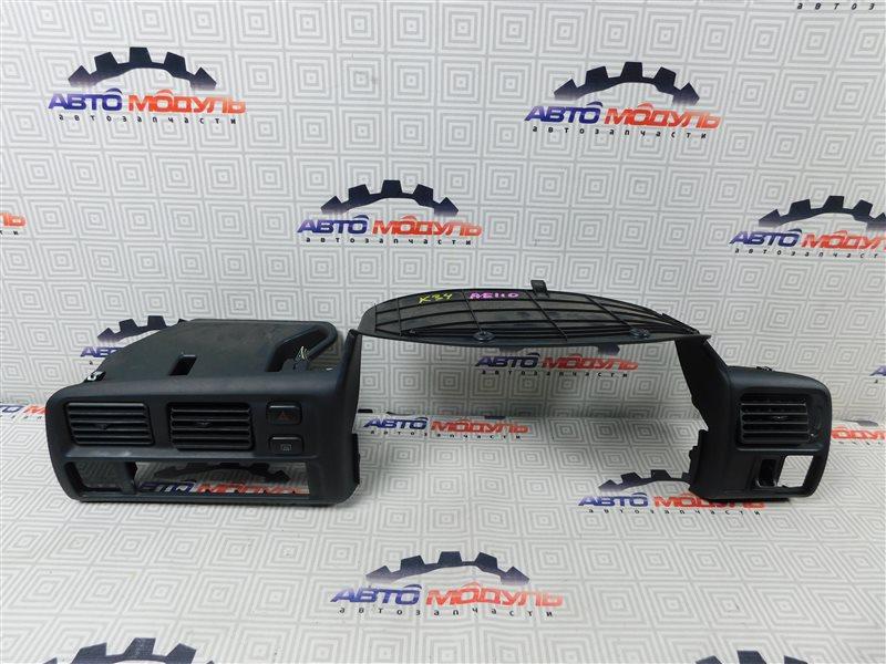 Консоль панели приборов Toyota Sprinter AE110-7010805 5A-FE 1996