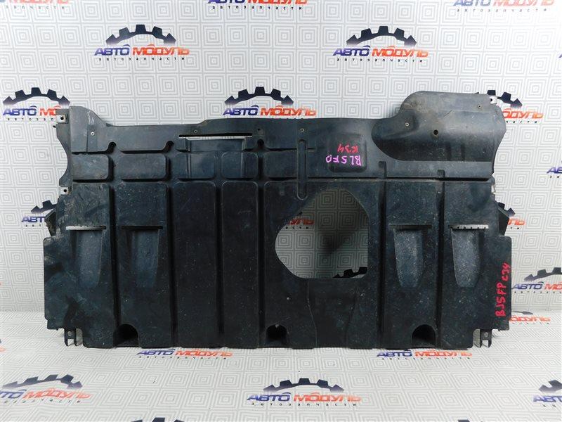 Защита двигателя Mazda Axela BL5FP-102192 ZY-VE 2009