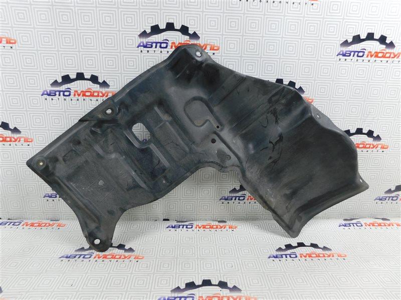 Защита двигателя Toyota Corolla Spacio AE111-6120547 4A-FE 1999 передняя правая