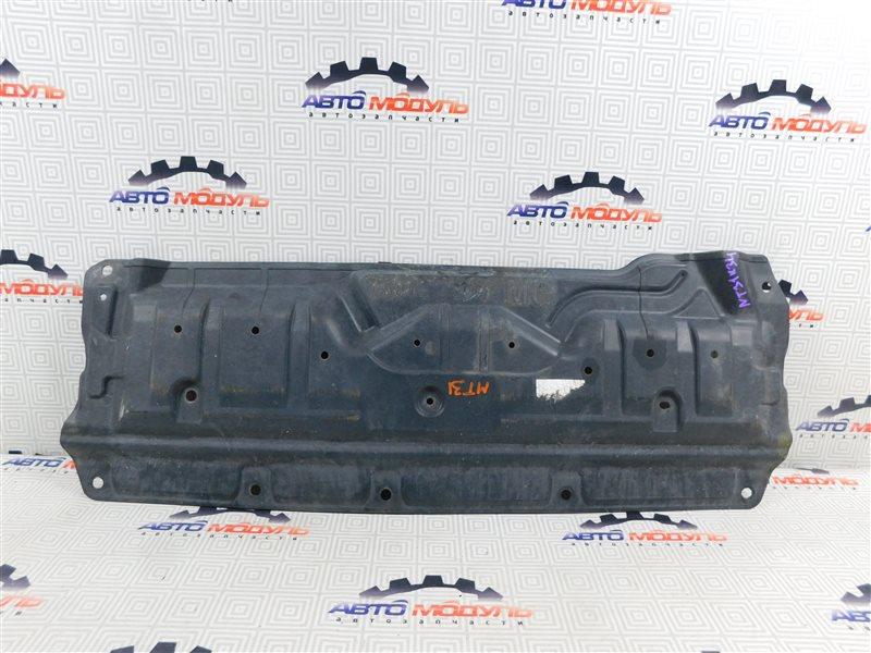 Защита двигателя Nissan X-Trail NT31-000035 MR20-DE 2007 передняя