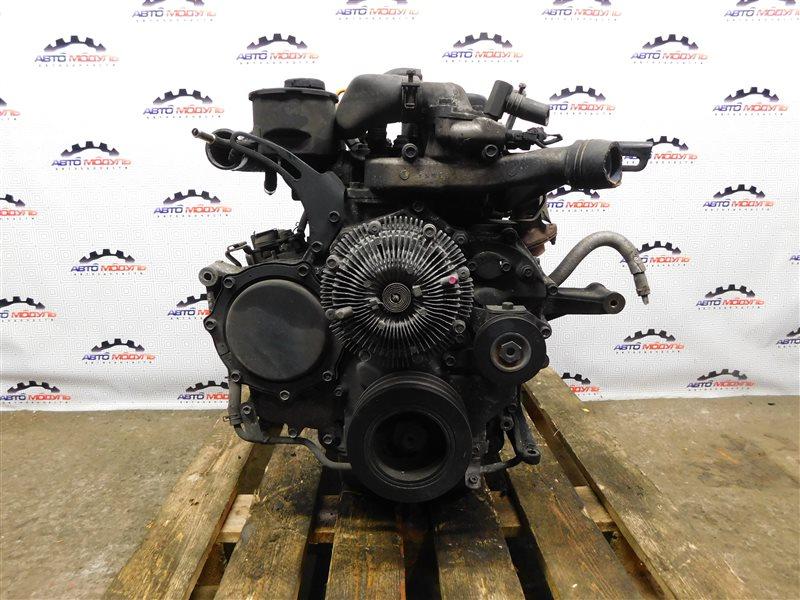 Двигатель Nissan Atlas P2F23-057113 TD27 2001