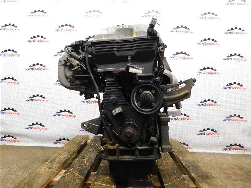 Двигатель Mazda Familia S-Wagon BJFW-300316 FS 2002