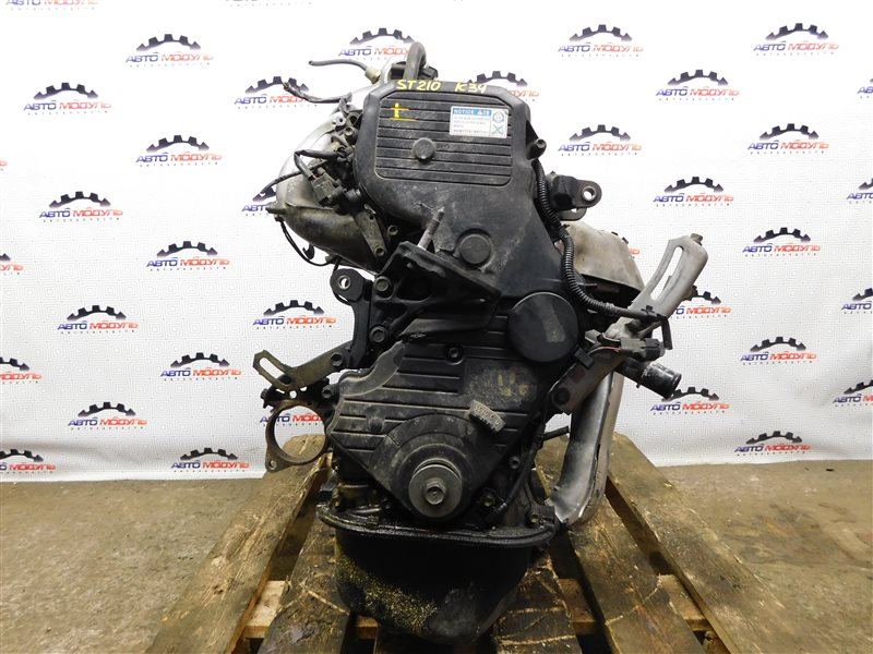 Двигатель Toyota Caldina ST210-4002125 3S-FE 1997
