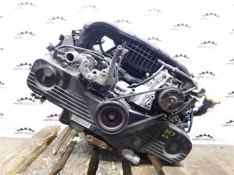 Двигатель Subaru Legacy BR9-007335 EJ253 2009