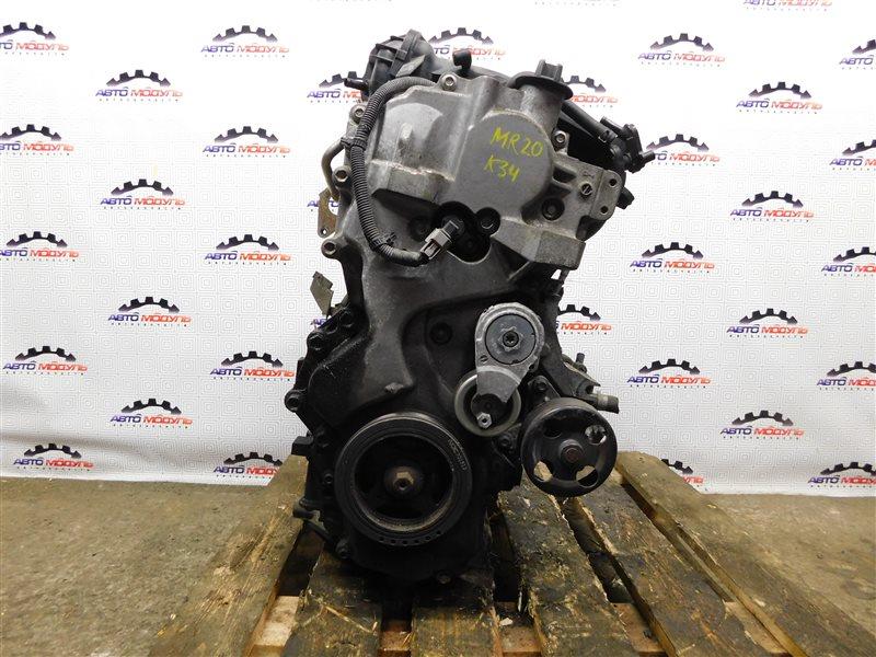 Двигатель Nissan X-Trail NT31-000035 MR20-DE 2007