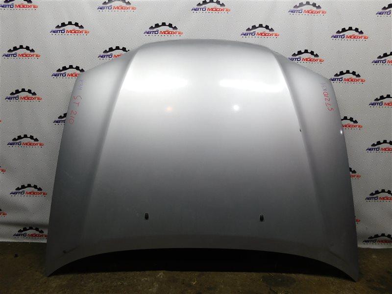 Капот Toyota Caldina ST210-4002125 3S-FE 1997