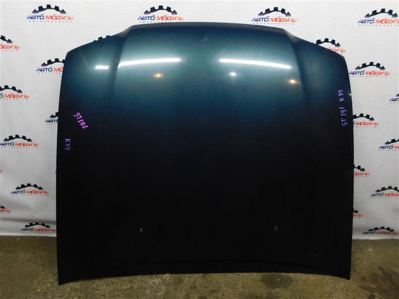 Капот Toyota Caldina ST191-4039168 3S-FE 1996