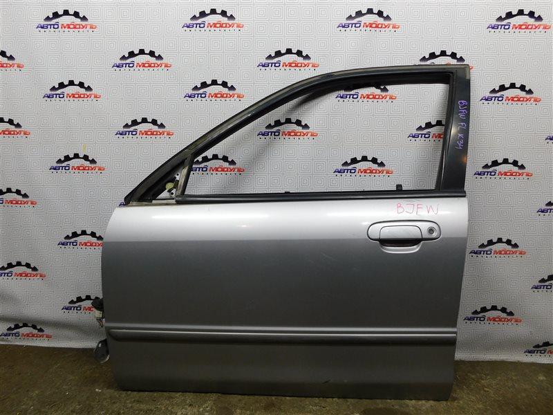 Дверь Mazda Familia S-Wagon BJFW-104603 FS 2000 передняя левая