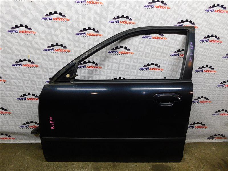 Дверь Mazda Familia S-Wagon BJFW-300316 FS 2002 передняя левая