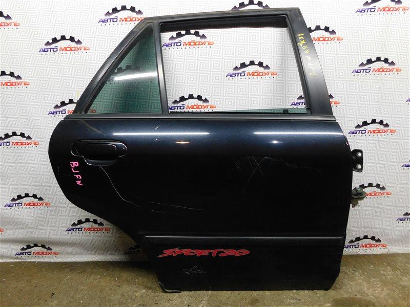 Дверь Mazda Familia S-Wagon BJFW-300316 FS 2002 задняя правая