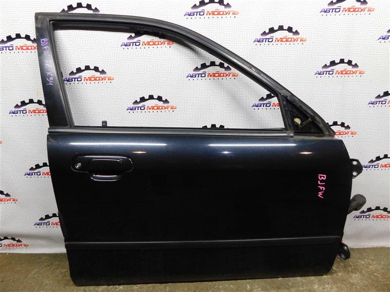 Дверь Mazda Familia S-Wagon BJFW-300316 FS 2002 передняя правая