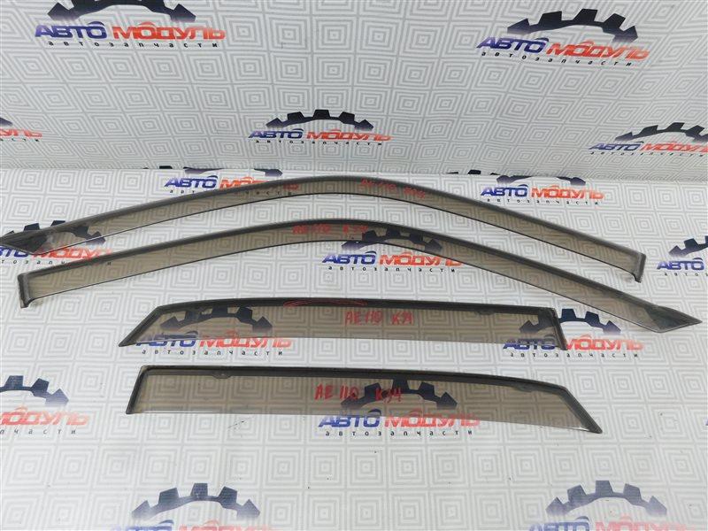 Ветровики Toyota Sprinter AE110-7010805 5A-FE 1996
