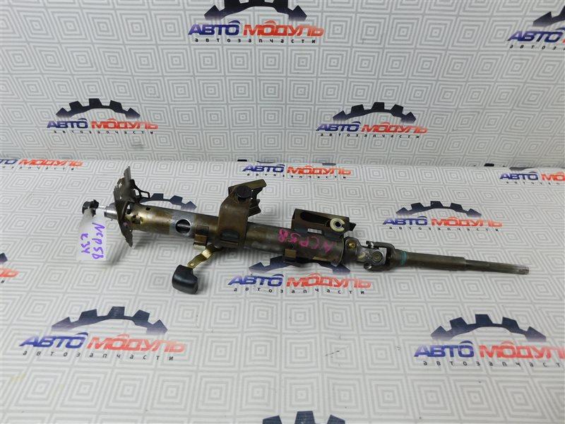 Рулевая колонка Toyota Probox NCP58-0022872 1NZ-FE 2003