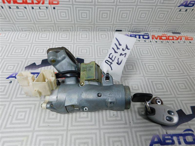 Замок зажигания Toyota Corolla Spacio AE111-6120547 4A-FE 1999