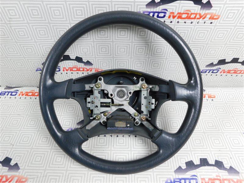 Руль Toyota Cynos EL52-0001387 4E-FE 1995