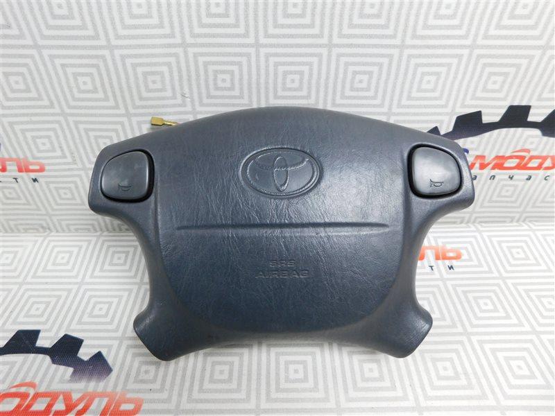 Airbag на руль Toyota Cynos EL52-0001387 4E-FE 1995