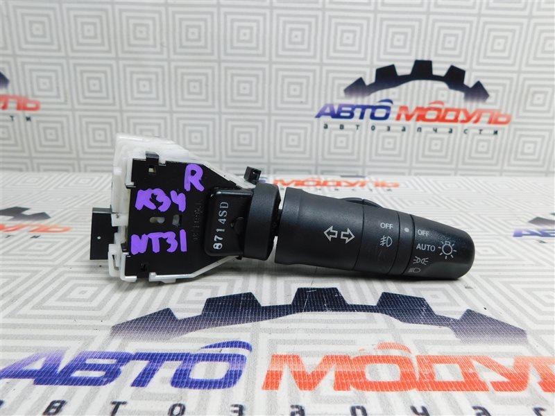 Гитара Nissan X-Trail NT31-000035 MR20-DE 2007 правая