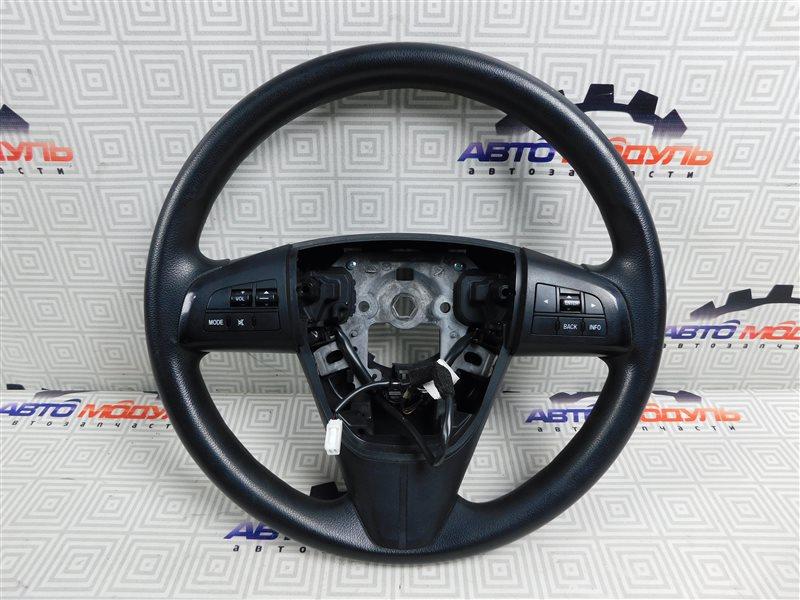 Руль Mazda Axela BL5FP-102192 ZY-VE 2009