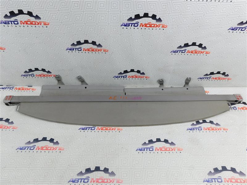 Шторка багажника Toyota Corolla Spacio AE111-6120547 4A-FE 1999