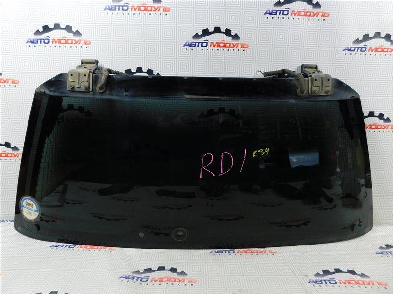 Стекло 5-й двери Honda Cr-V RD1-1046472 B20B заднее
