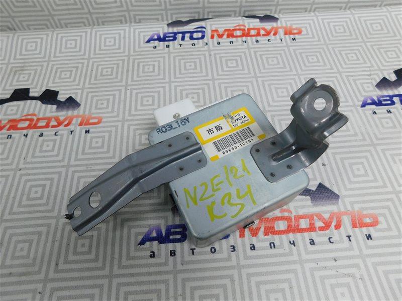 Блок управления рулевой рейкой Toyota Corolla Runx NZE121-5071169 1NZ-FE 2003
