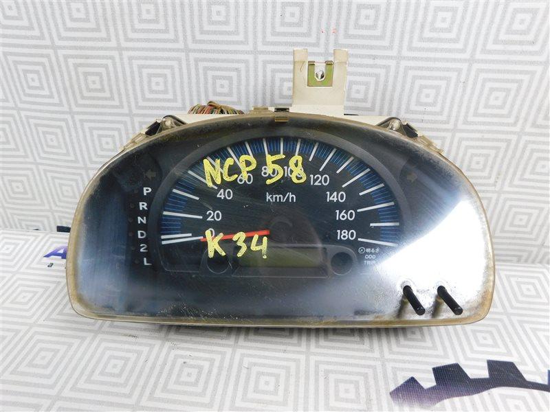 Панель приборов Toyota Probox NCP58-0022872 1NZ-FE 2003