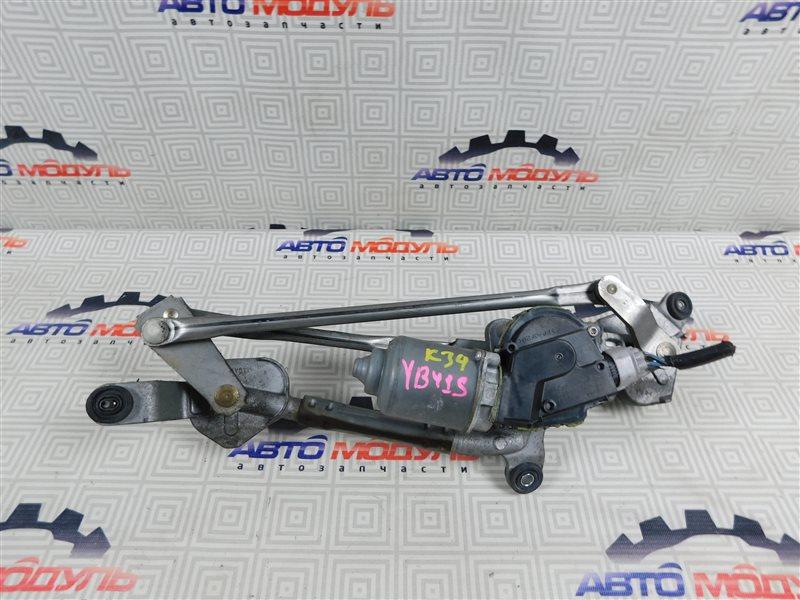 Мотор дворников Suzuki Sx4 YB41S-200024 J20A 2008 передний