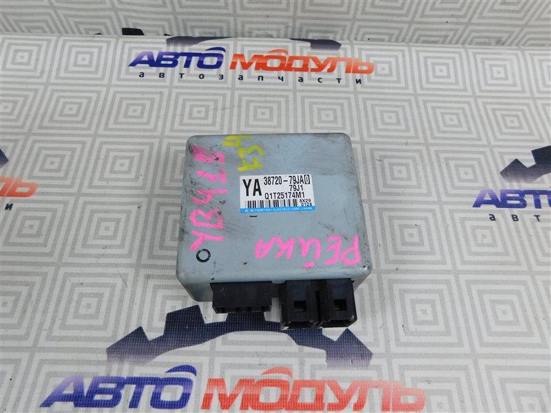 Блок управления рулевой рейкой Suzuki Sx4 YB41S-200024 J20A 2008