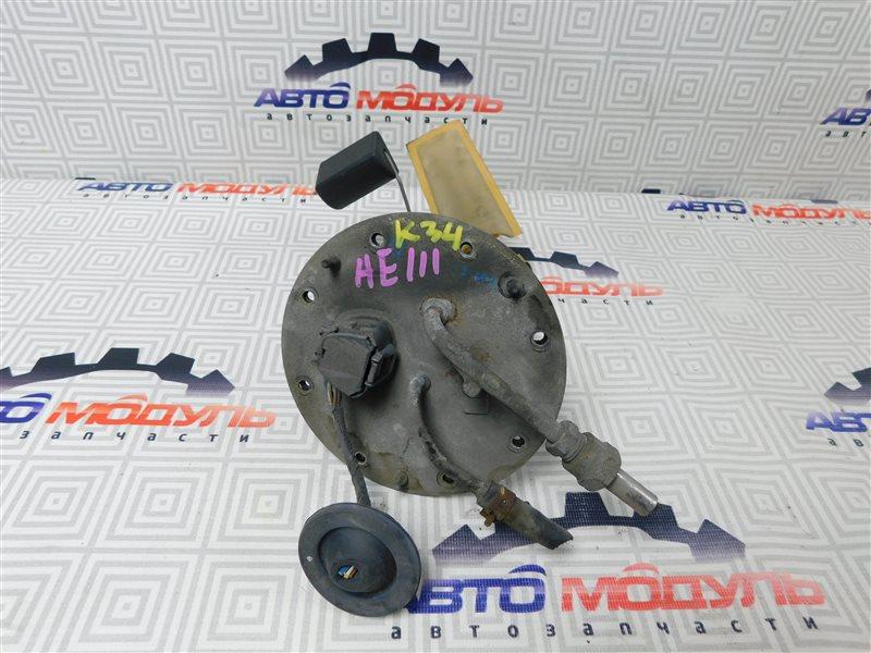 Топливный насос Toyota Corolla Spacio AE111-6120547 4A-FE 1999