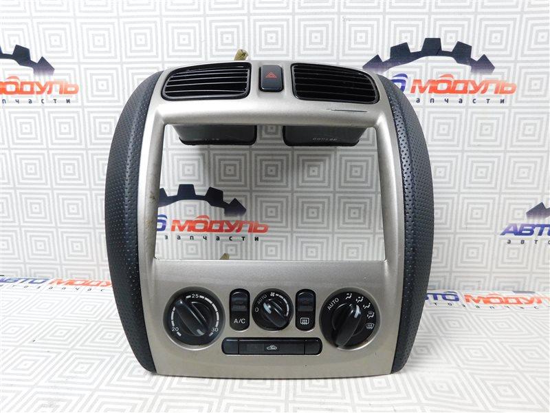 Блок управления климат-контролем Mazda Familia S-Wagon BJFW-104603 FS 2000