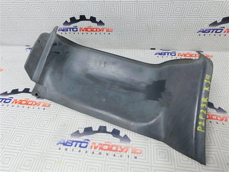 Подножка Nissan Atlas P2F23-057113 TD27 2001 передняя правая
