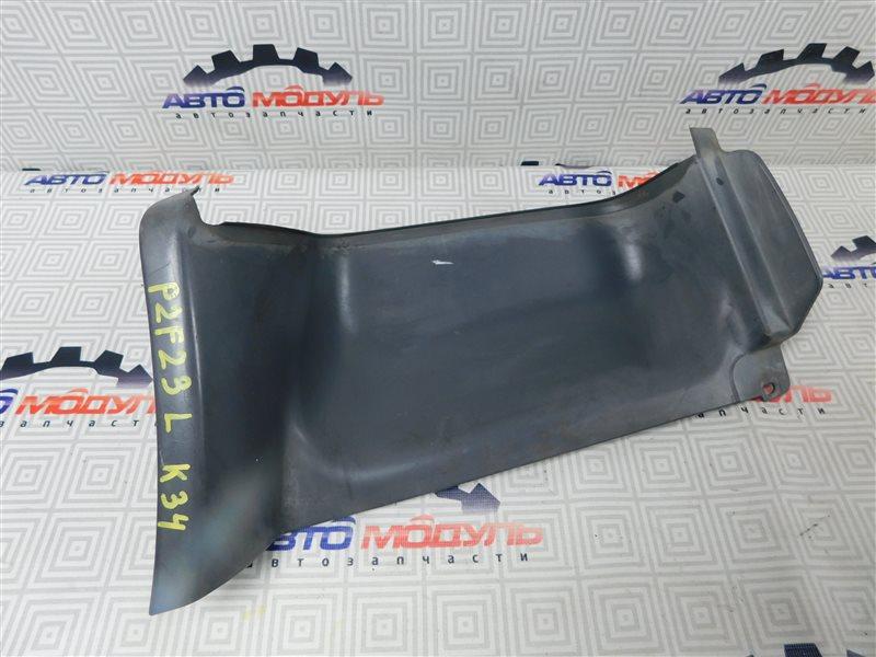 Подножка Nissan Atlas P2F23-057113 TD27 2001 передняя левая