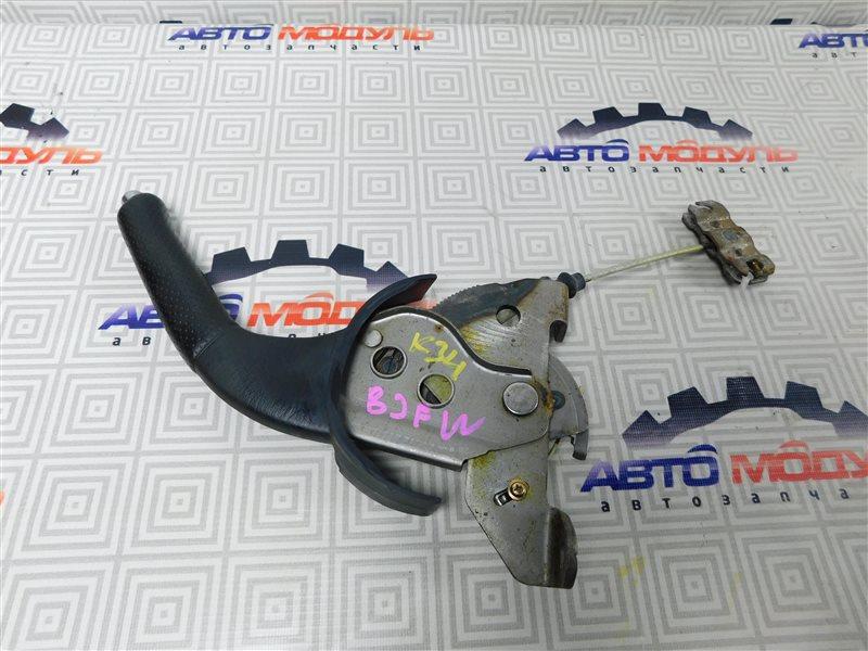 Ручка ручника Mazda Familia S-Wagon BJFW-104603 FS 2000