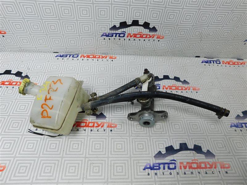 Главный тормозной цилиндр Nissan Atlas P2F23-057113 TD27 2001