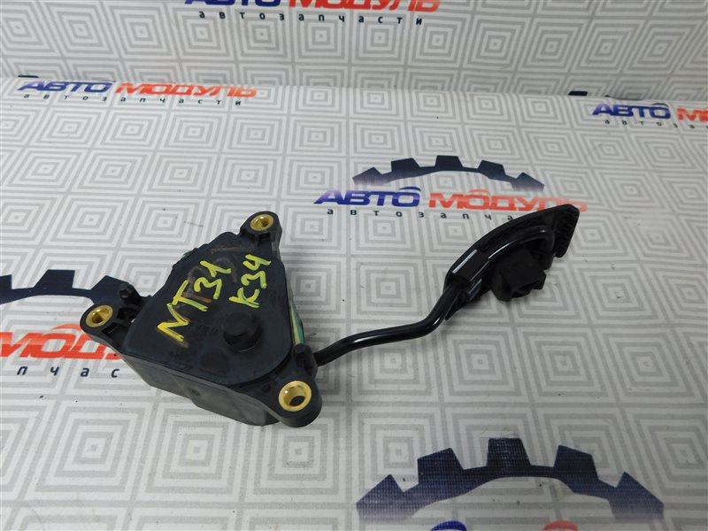 Педаль газа Nissan X-Trail NT31-000035 MR20-DE 2007